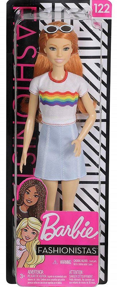 Barbie Fashionistas 122