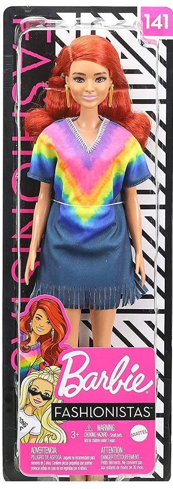 Barbie Fashionistas 143