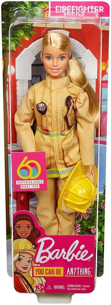 Barbie Careers Firefighter