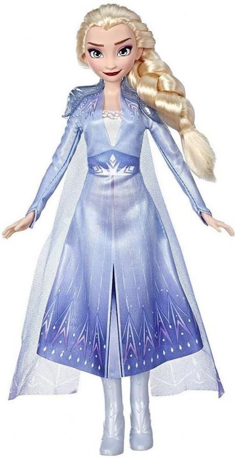 Elsa Frozen II Fashion Doll-1