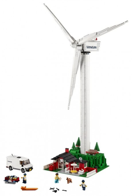 Lego Creator 10268 Vestas Wind Turbine-1