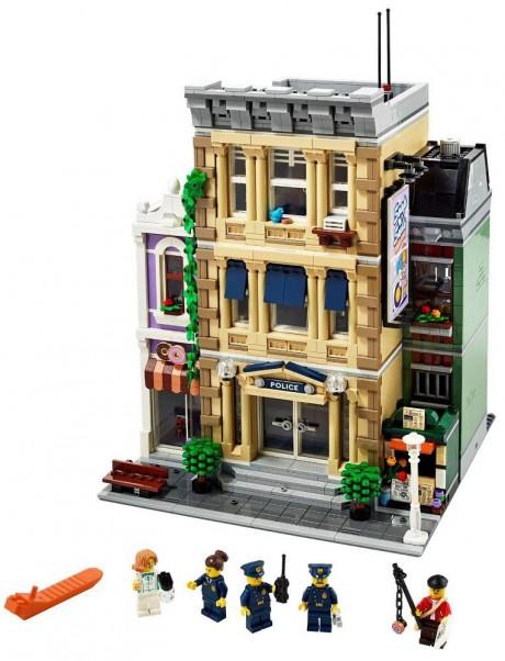 Lego Creator 10278 Police Station-1