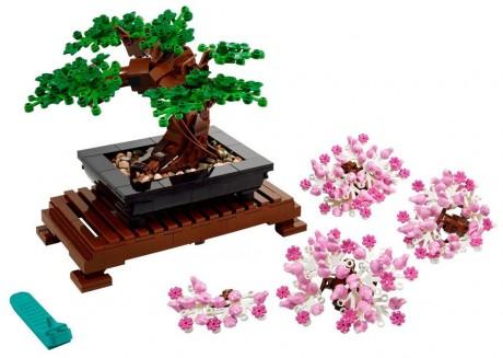 Lego Creator 10281 Bonsai Tree-1