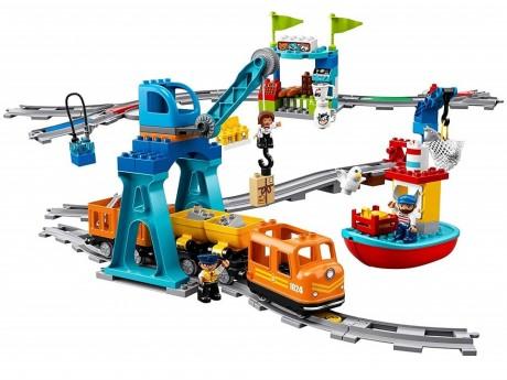 Lego Duplo 10875 Cargo Train-1