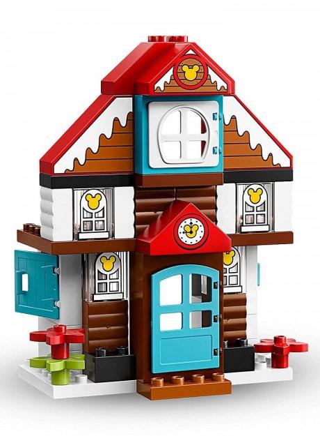 Lego Duplo 10889 Mickey's Vacation House-2