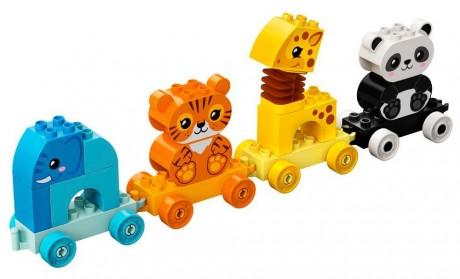 Lego Duplo 10955 Animal Train-1