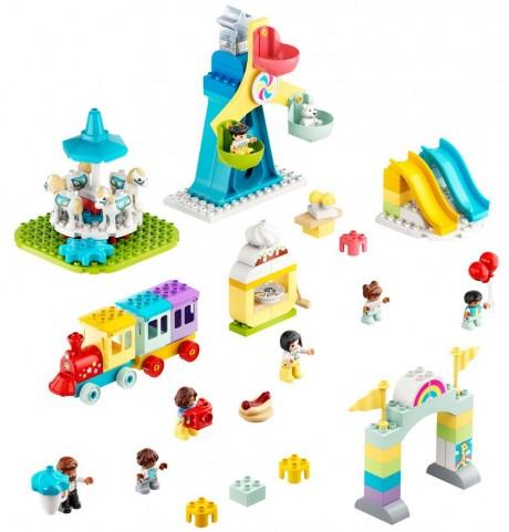 Lego Duplo 10956 Amusement Park-1