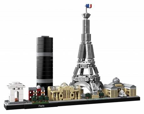 Lego Architecture 21044 Paris-1