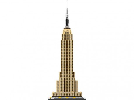 Lego Architecture 21046 Empire State Building-1