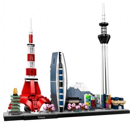 Lego Architecture 21051 Tokyo-1