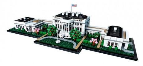 Lego Architecture 21054 The White House-1