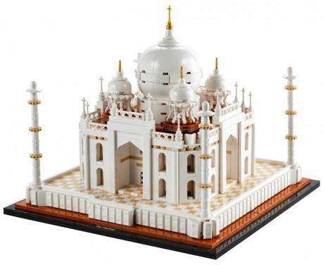 Lego Architecture 21056 Taj Mahal-1