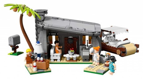 Lego Ideas 21316 The Flintstones-1