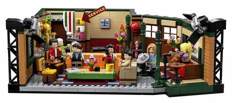 Lego Ideas 21319 Central Perk-1