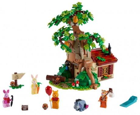 Lego Ideas 21326 Winnie the Pooh-1