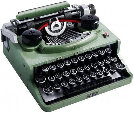 Lego Ideas 21327 Typewriter-1