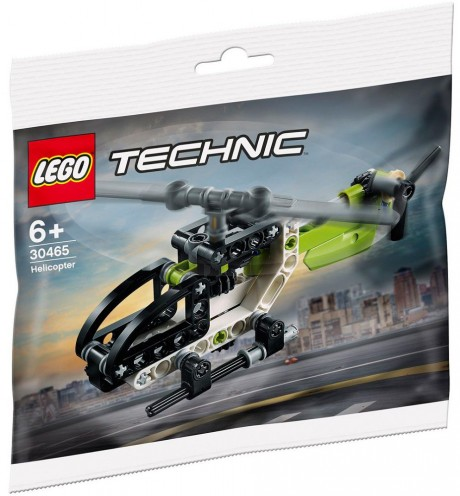 Lego Polybag 30465 Helicopter