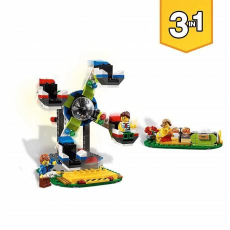 Lego Creator 31095 Fairground Carousel Set-2