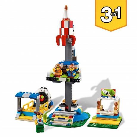 Lego Creator 31095 Fairground Carousel Set-1