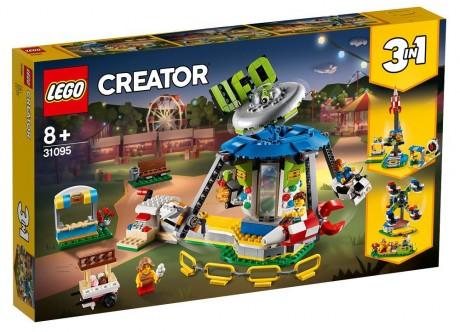 Lego Creator 31095 Fairground Carousel Set
