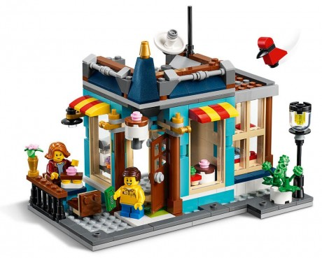 Lego Creator 31105 Townhouse Toy Store-2