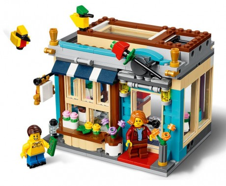 Lego Creator 31105 Townhouse Toy Store-3