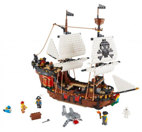 Lego Creator 31109 Pirate Ship-1