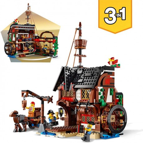 Lego Creator 31109 Pirate Ship-2