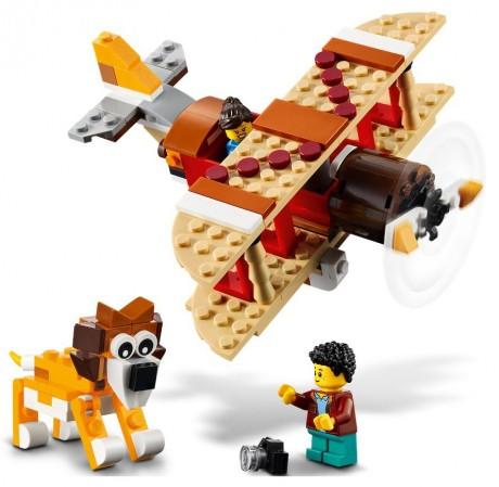 Lego Creator 31116 Safari Wildlife Tree House-2