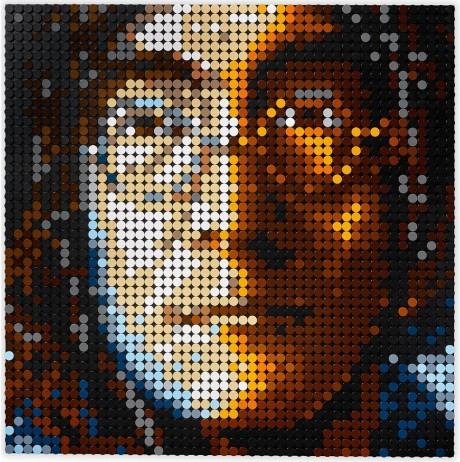 Lego Art 31198 The Beatles-1