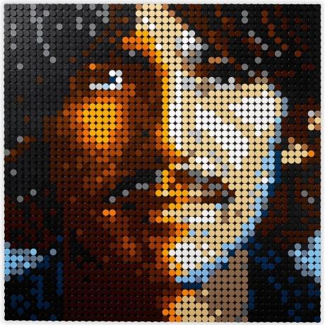 Lego Art 31198 The Beatles-2