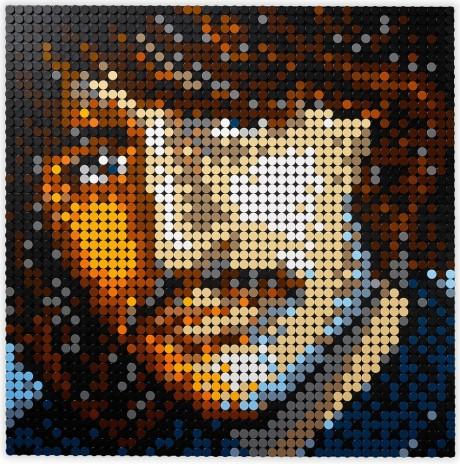Lego Art 31198 The Beatles-3
