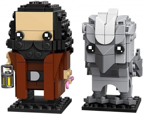 Lego BrickHeadz 40412 Hagrid and Buckbeak-1