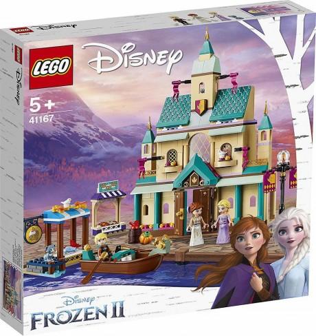 Lego Disney 41167 Arendelle Castle Village