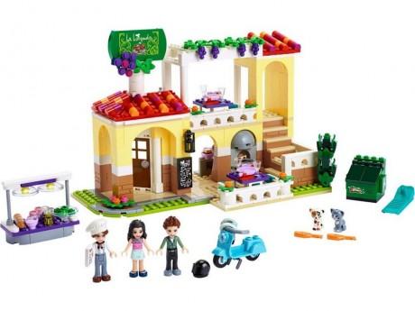 Lego Friends 41379 Heartlake City Restaurant-1