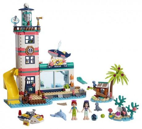 Lego Friends 41380 Lighthouse Rescue Center-1