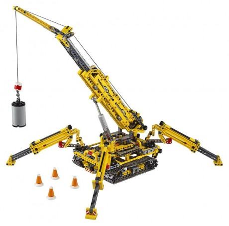 Lego Technic 42097 Compact Crawler Crane-1