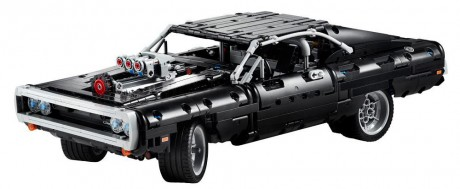 Lego Technic 42111 Dom's Dodge Charger-1