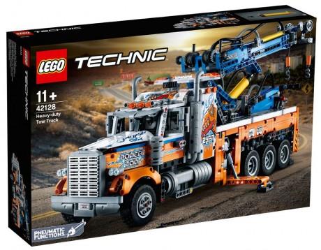 Lego Technic 42128 4x4 Heavy-duty Tow Truck