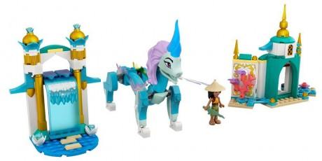 Lego Disney 43184 Raya and Sisu Dragon-1