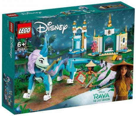Lego Disney 43184 Raya and Sisu Dragon
