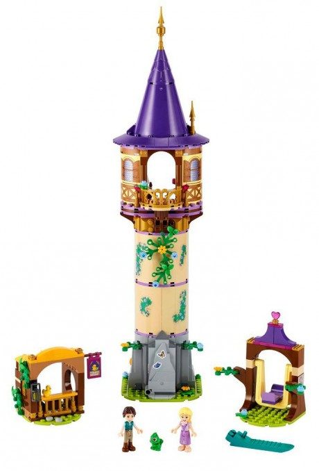 Lego Disney 43187 Rapunzel's Tower-1