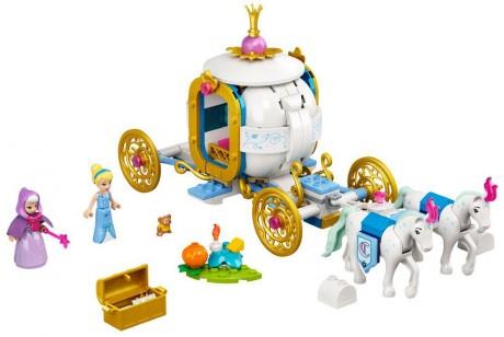 Lego Disney 43192 Cinderella's Royal Carriage-1