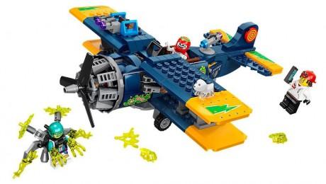 Lego Hidden Side 70429 El Fuego's Stunt Plane-1