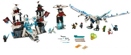 Lego Ninjago 70678 Castle of the Forsaken Emperor-1