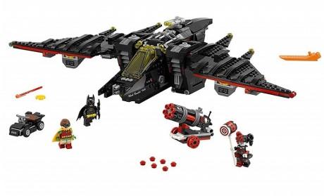 Lego Batman Movie 70916 The Batwing-1