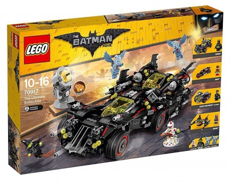 Lego Batman Movie 70917 The Ultimate Batmobile