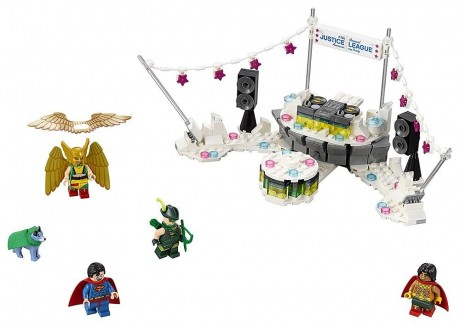 Lego Batman Movie 70919 The Justice League Anniversary Party-1