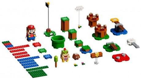 Lego Super Mario 71360 dventures with Mario Starter Course-2