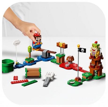 Lego Super Mario 71360 dventures with Mario Starter Course-1